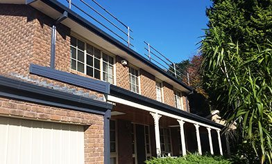Gutter Replacement in Melbourne by WorldClass Roofing